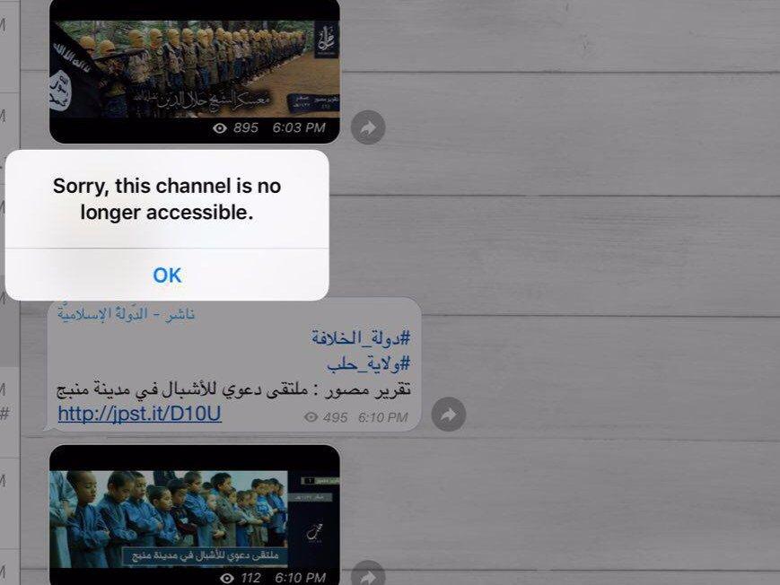 گزارش بیزینس اینسایدر: چرا داعش تا این حد به تلگرام علاقه نشان می دهد؟+ تصاویر