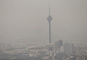 افزایش غلظت آلایندهها در شهرهای صنعتی/ بارش خفیف در دو استان کشور