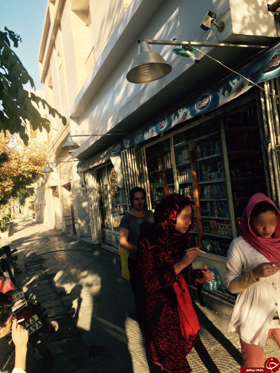 """سیگار کشیدن دو """"دختر 11 ساله"""" در مشهد + عکس :: پیکس لاو ..."""