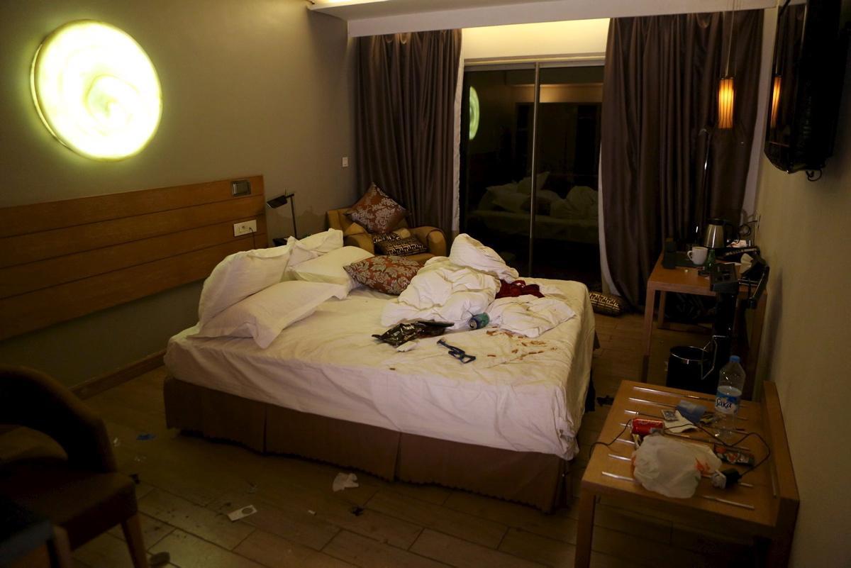 تصاویر انحصاری از داخل هتل