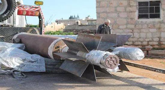بمبهای بشکهای پوتین؛ راه حل آزادسازی داریا