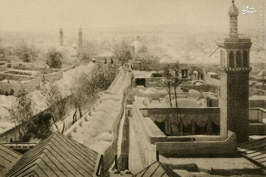 بازار تهران سال ۱۸۹۱+عکس