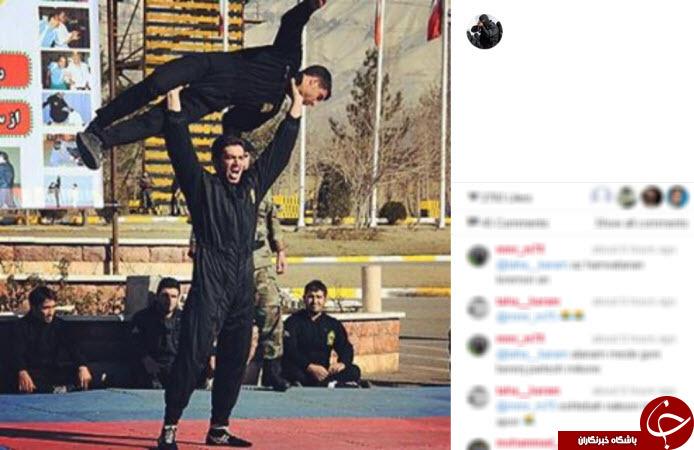 تصاویر اقتدار و تمرین های طاقت فرسا نیروهای ویژه نوپو (قسمت پنجم)
