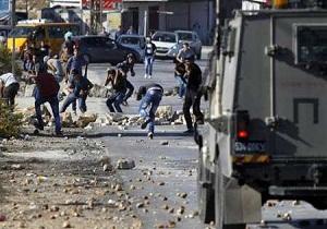 هدف قرار گرفتن خودروهای فلسطینیان بدست صهیونیست ها