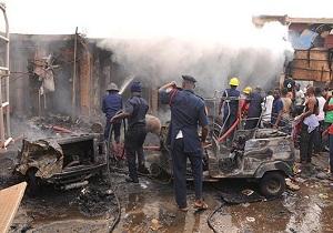 8 کشته در پی بمب گذاری در نیجریه