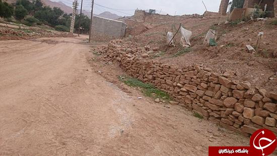 وضعیت نابسامان خیابانهای مسجد سلیمان + تصاویر