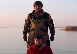 اعدام فجیع اسیر روس به دست داعش + فیلم و تصاویر 18+