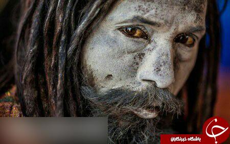دنیای عجیب وغریب آدم خواران قبیله گره گوری+تصاویر