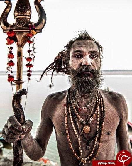 راهبان ترسناک قبیله آدم خواران گره گوری +تصاویر