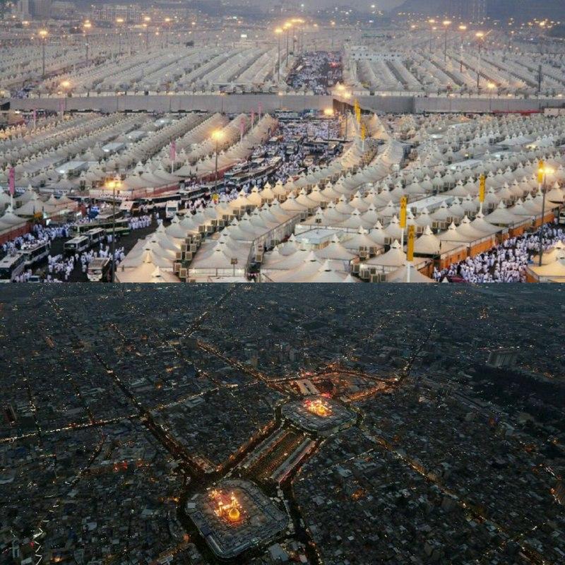 27 ملیون زائر و خیابانی به وسعت 378 متر/ متراژ و تعداد حجاج در منا چگونه بود؟