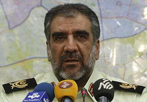 سردار محمدیان : عاملان دستبرد به ایستگاه هلال احمر اعضای داعش نبودند