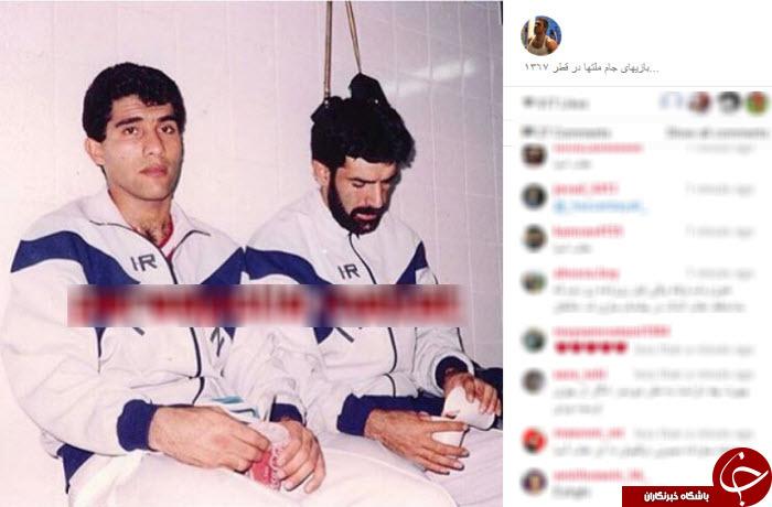 عکسی دیده نشده و قدیمی از عابدزاده! + عکس