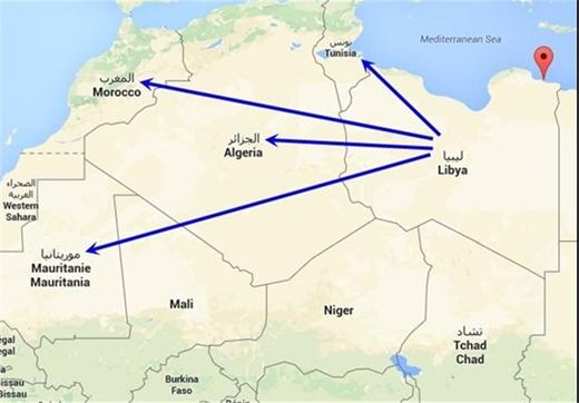 علت انتقال پایتخت داعش به شهر