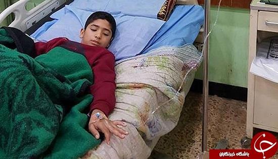 کودک معلول روز اربعین در حرم امام حسین(ع) شفا یافت + تصاویر
