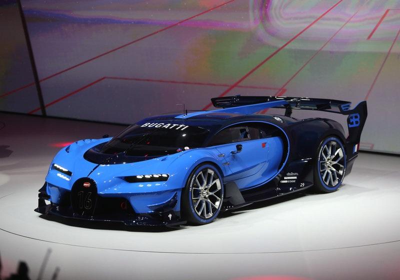 سریعترین خودروی جهان را دیده اید!