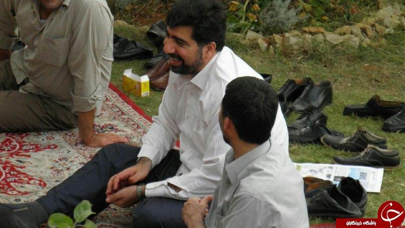 رکن آبادی دیپلماتی که عاشق اهل بیت (ع) بود + عکس