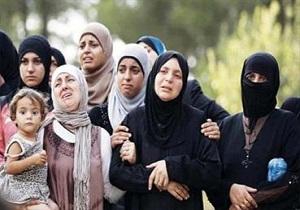 تجاوز گروهی داعشی ها در ملاء عام به زنان ایزدی