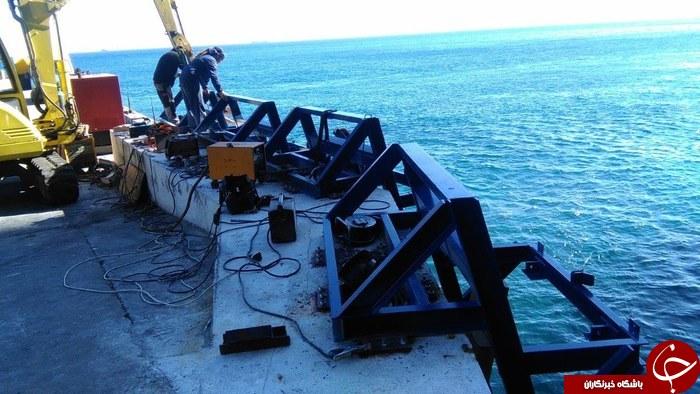 سیستمهای نوین تولید برق از امواج دریا + تصاویر