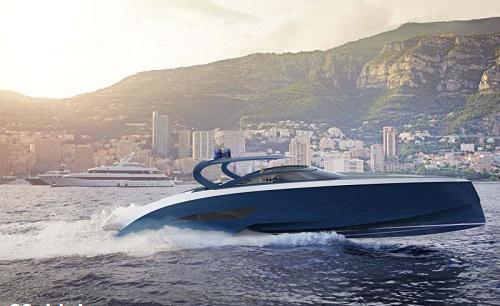 قایق بوگاتی 3.5 میلیون دلاری +عکس!