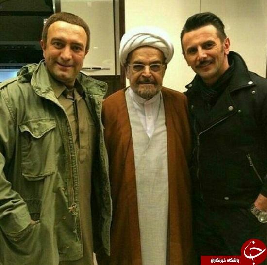 ماموریت امین حیایی، حمید لولایی و مجید صالحی در تهران!+ عکس