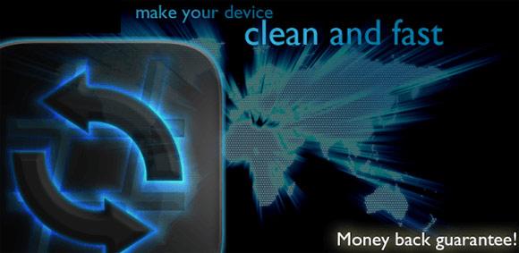 دانلود برنامه پاکسازی گوشی های اندروید