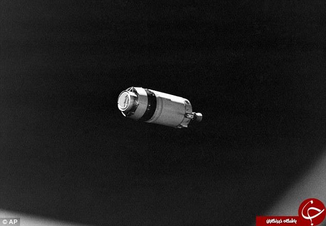 کشف محل نهایی انفجار موشک فضایی در کره ماه + تصاویر