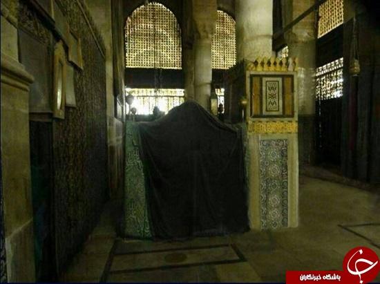 حضرت محمد(ص) در کجا به خاک سپرده شدند؟ + تصاویر