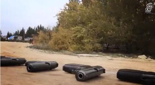 اتفاق نادر و عجیب در اعدام جدید داعش+ فیلم