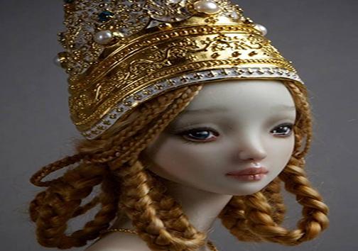 ساخت عروسکهای دستساز بسیار طبیعی + تصاویر