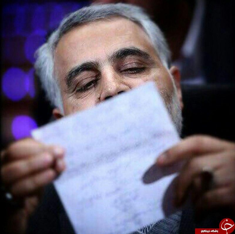 در کنال تلگرامی منتسب به سردار سلیمانی چه می گذرد؟ + تصاویر