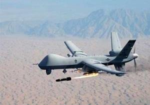 حمله هواپیمای بدون سرنشین آمریکا به یمن