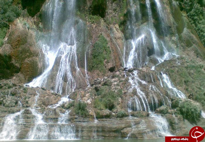 زیباترین آبشارهای ایران رابیشتر بشناسید+عکس