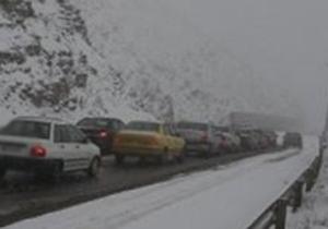 سرهنگ رحمانی: بارش باران و برف در جادههای کشور