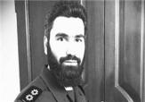 احمد رحیمی به شهدای مدافع حرم پیوست+عکس