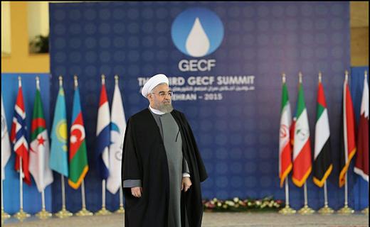 روحانی: اجلاس سران مجمع کشورهای صادرکننده گاز یکی از مهمترین رویدادهای مربوط به انرژی است/ پوتین: روسیه با همکاری کشورهای عضو بورس گاز را فعال میکند