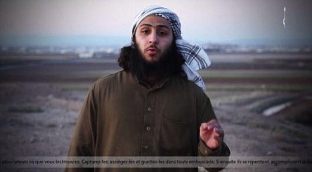 فیلم جدید داعش: پاریس سقوط کرد + تصاویر