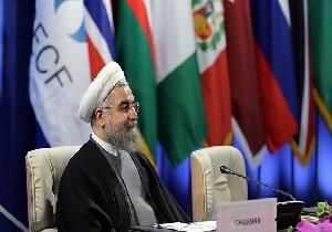 روحانی: امیدوارم حضور جمهوری آذربایجان در GECF مکمل اهداف کشورهای عضو مجمع باشد