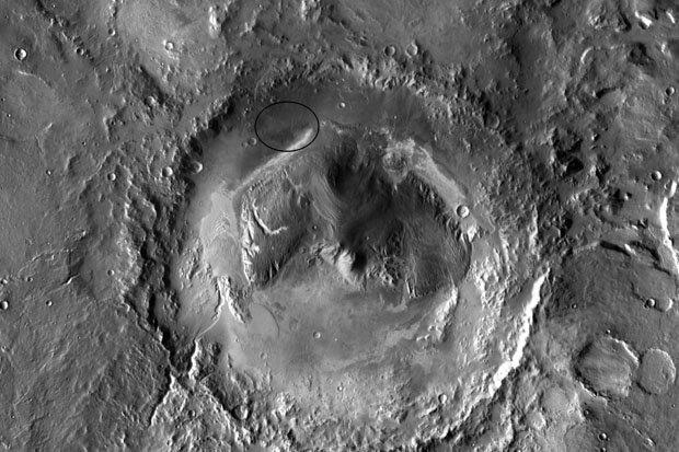 ثبت تصاویر موش سرگردان عظیمالجثه بر سطح کُره مریخ!!!+ تصاویر