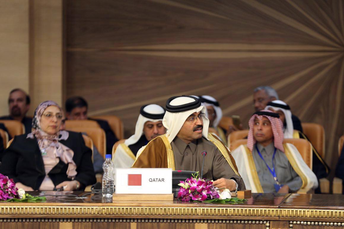 محمدصالح بنصالح: سرمایه گذاری موفق قطر در گاز طبیعی