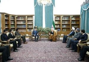 هاشمی رفسنجانی:تفکرات واقعی اکثر جوانان بر پایه دلسوزی برای نظام و کشور است