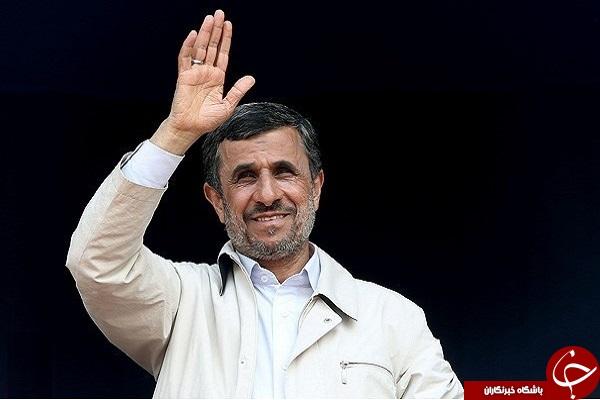 نظر سحر قریشی در مورد احمدی نژاد و روحانی