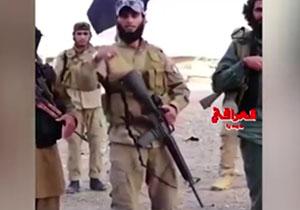 عاقبت داعشی که برای عتبات عالیات خط و نشان کشید + فیلم