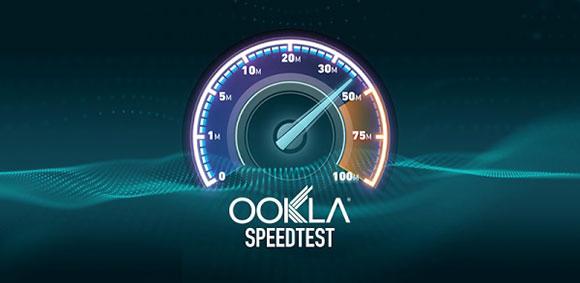 تست سرعت اینترنت + دانلود