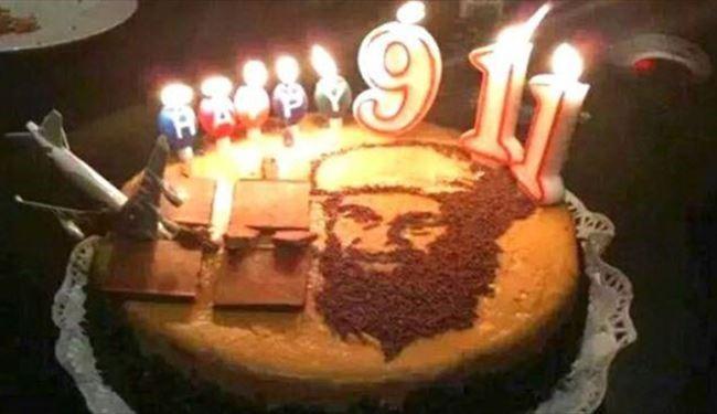افزایش زنان غربی طرفدار القاعده؛ عکس بن لادن روی کیک تولد هوادارنش!
