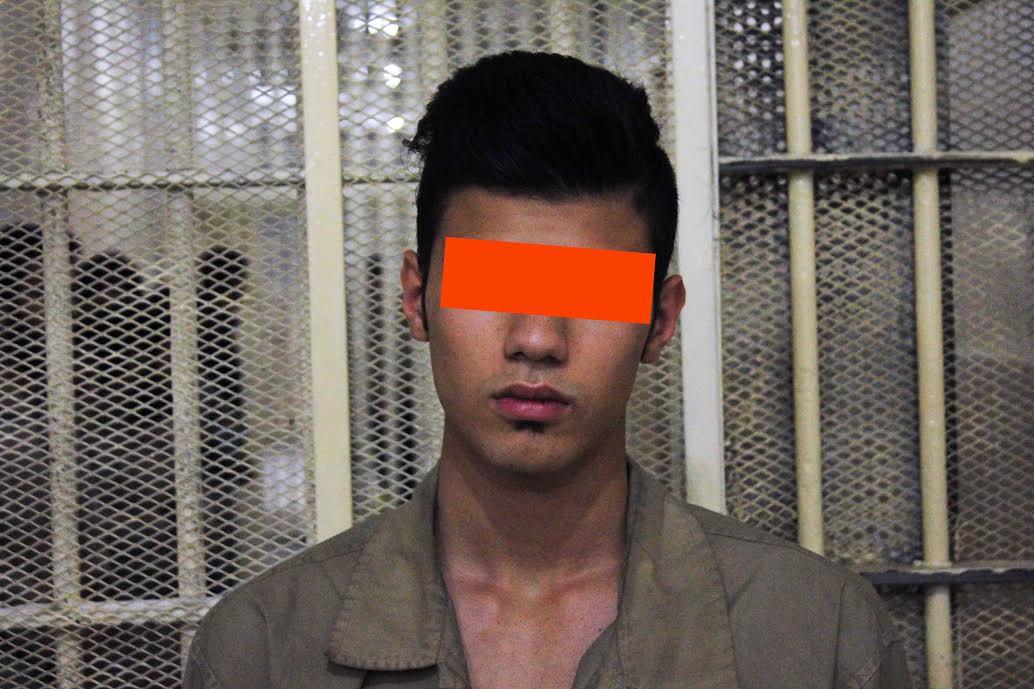 جنایت تنها با یک ضربه چاقو + تصاویر
