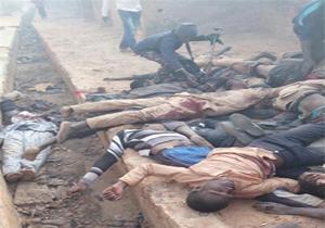 فیلم جدید منتشر شده از فاجعه کشتار شیعیان نیجریه