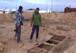 فیلم تکان دهنده از جهنم زیرزمینی زنان ایزدی در سیاهچال داعش