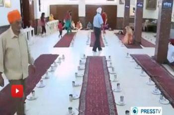 تقدیر خبرنگار غربی از آزادی ادیان در ایران+ تصاویر