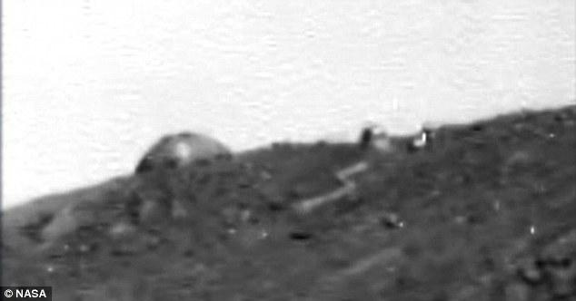 کشف مرکز تسلیحات نظامی در سیاره مریخ + تصاویر