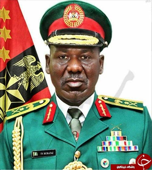 این فرد قاتل شیعیان نیجریه است +عکس